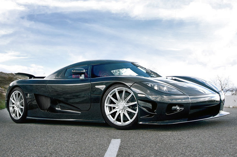 2008 Koenigsegg Ccxr Photos Informations Articles Bestcarmag