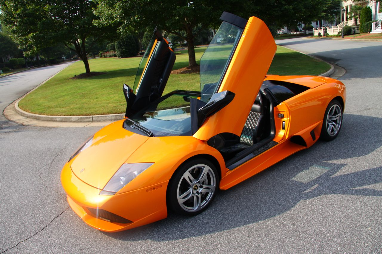 2008 Lamborghini Murcielago Photos Informations Articles
