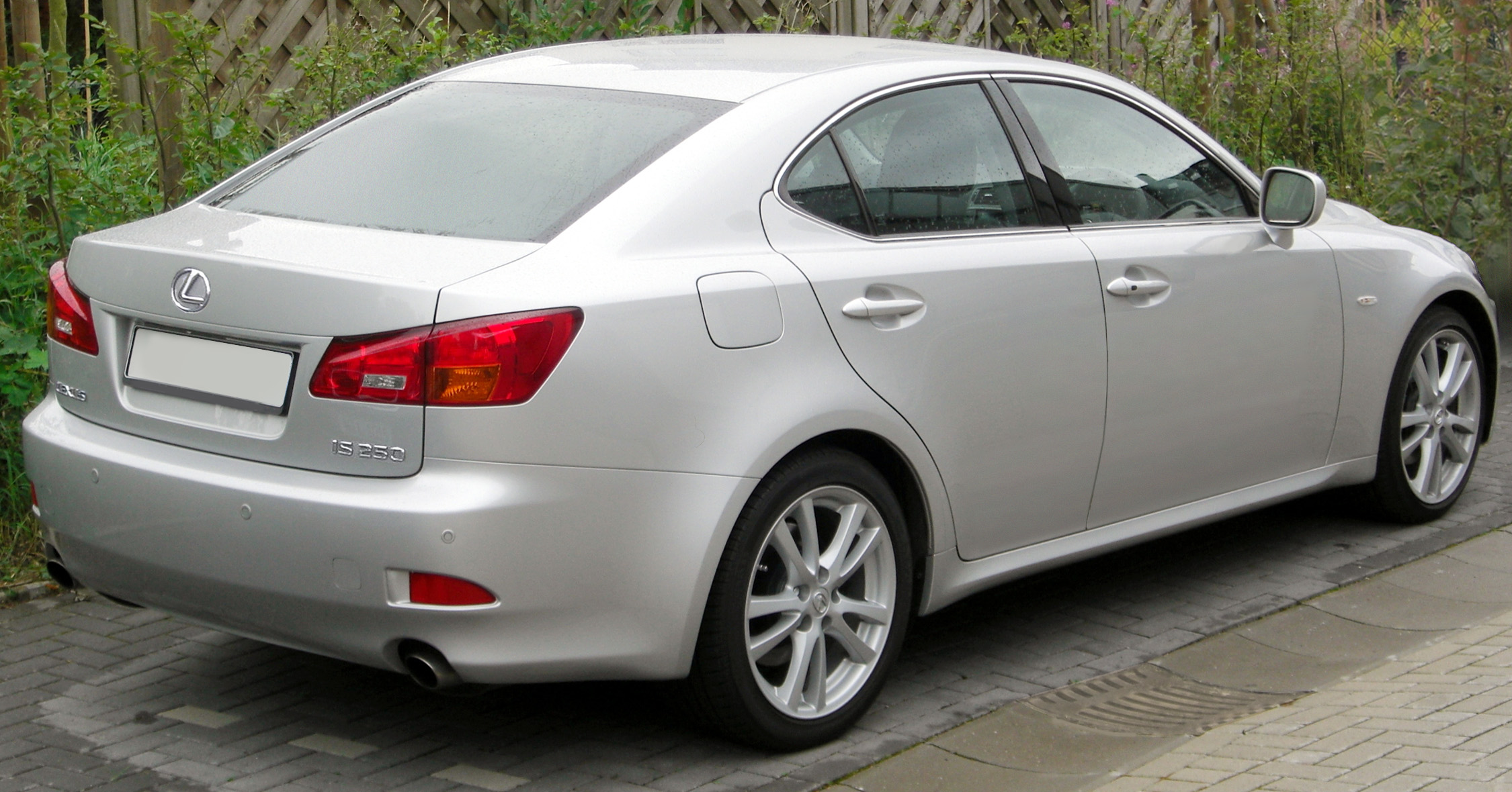 2008 Lexus IS #19