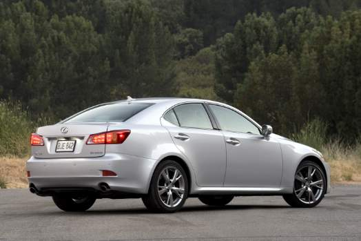 2008 Lexus Is 350 #16