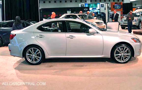 2008 Lexus Is 350 #15
