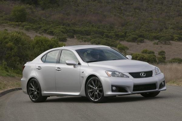 2008 Lexus Is F #14