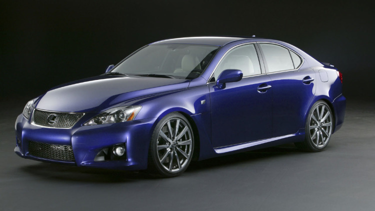 2008 Lexus Is F #16