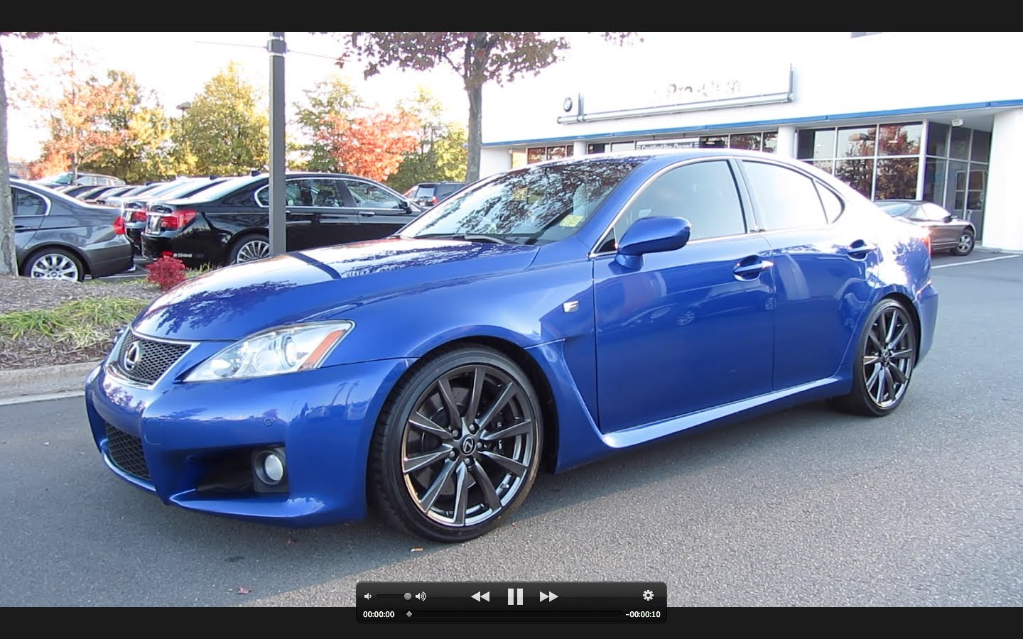 2008 Lexus Is F #13