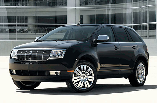2008 lincoln mkx photos informations articles. Black Bedroom Furniture Sets. Home Design Ideas