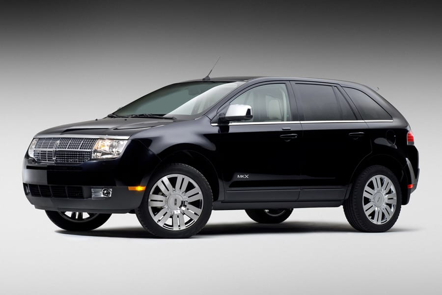 2008 Lincoln Mkx #14