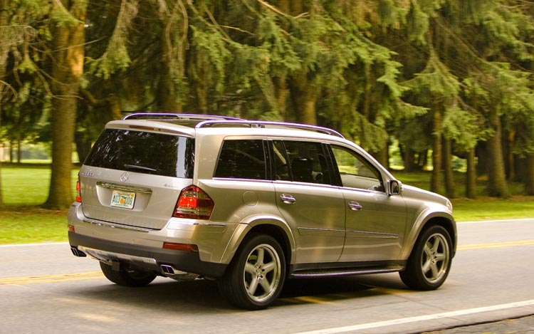 2008 Mercedes-Benz GL #16