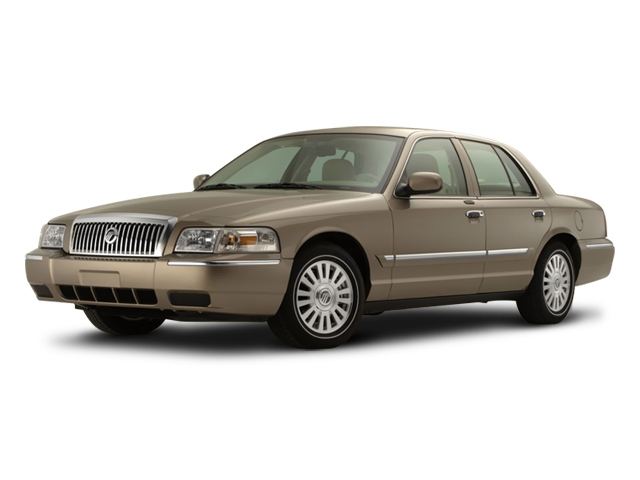 2008 Mercury Grand Marquis #18