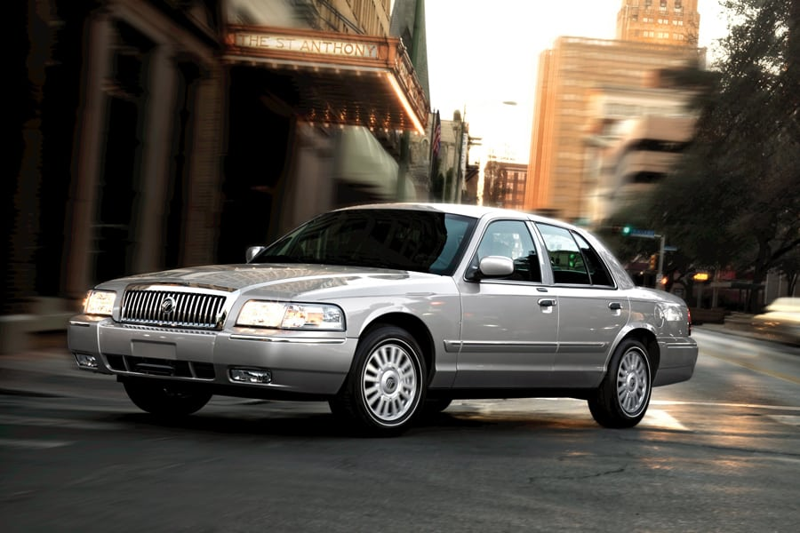 2008 Mercury Grand Marquis #20