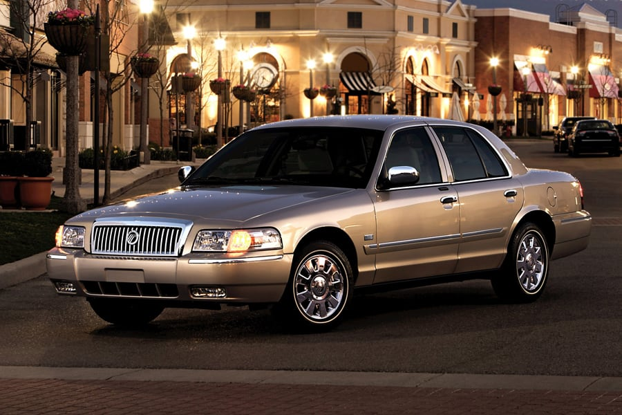 2008 Mercury Grand Marquis #19