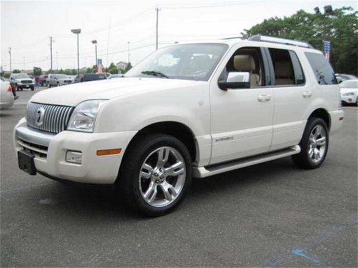2008 Mercury Mountaineer #20