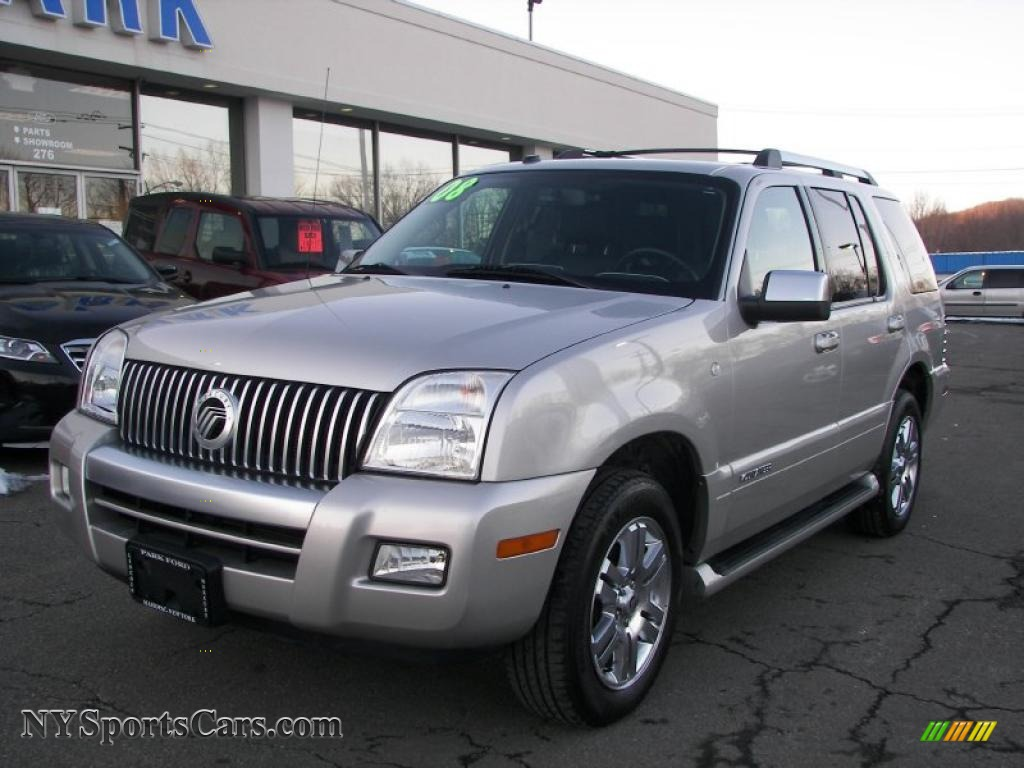 2008 Mercury Mountaineer #19