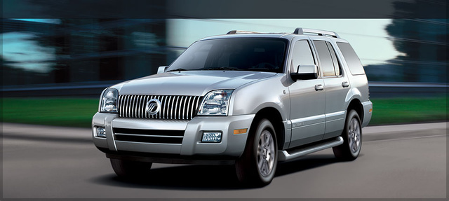 2008 Mercury Mountaineer #17