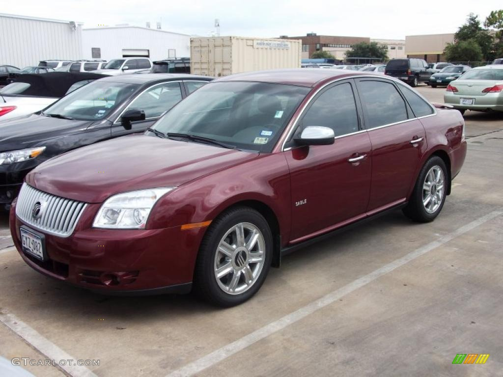2008 Mercury Sable #16