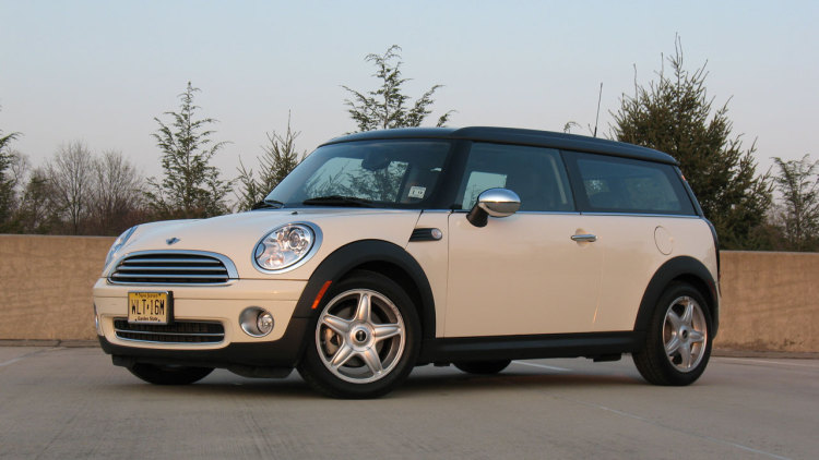 2008 Mini Cooper Clubman Photos Informations Articles Bestcarmag
