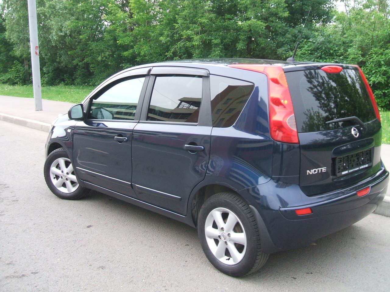 2008 Nissan Note #30