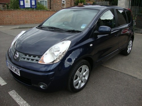 2008 Nissan Note #28
