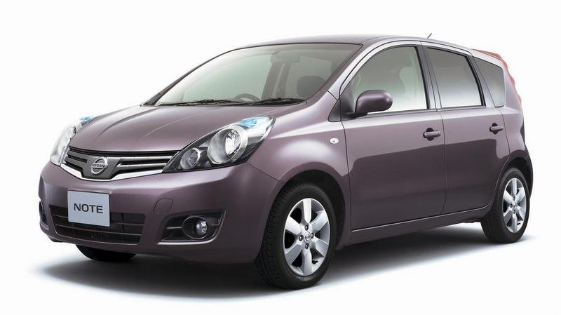2008 Nissan Note #20