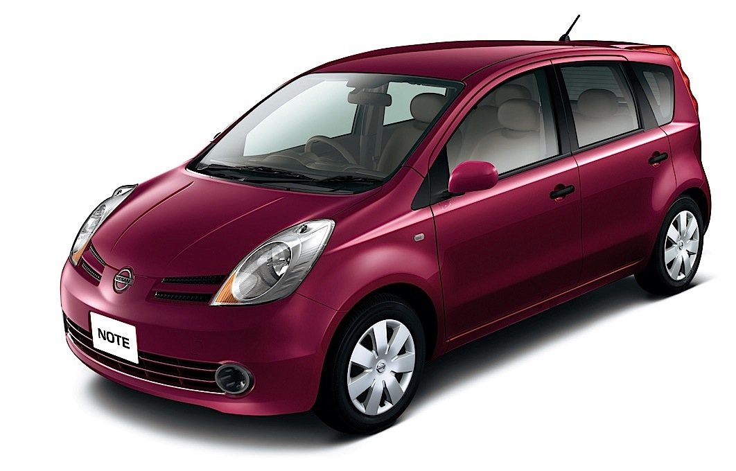 2008 Nissan Note #27
