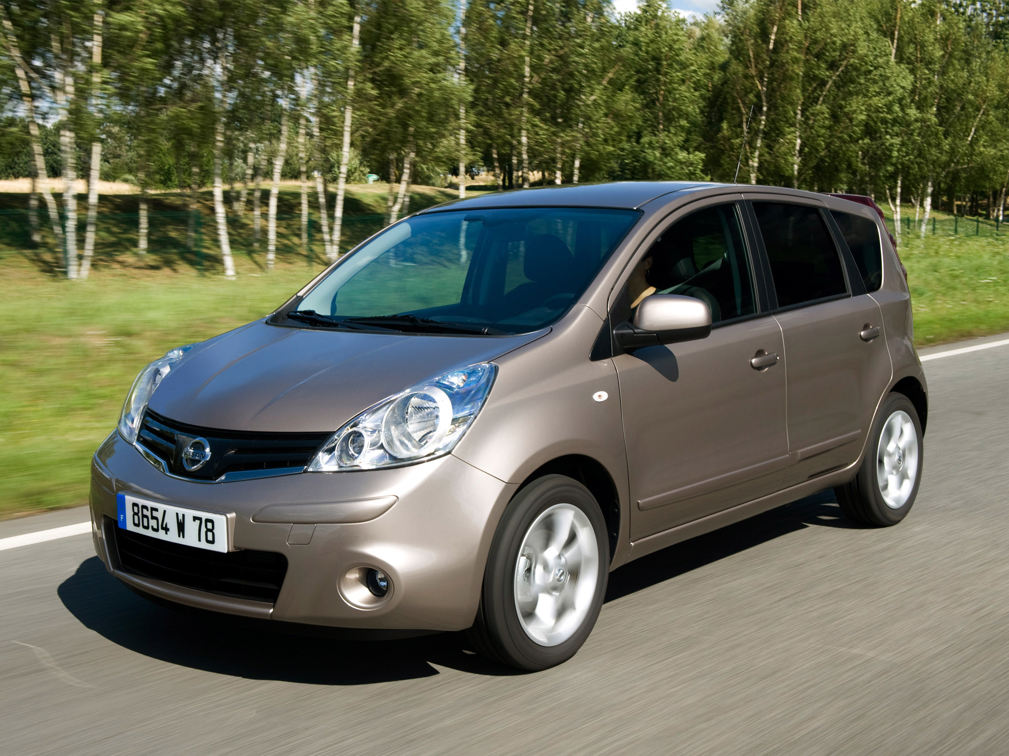 2008 Nissan Note #22