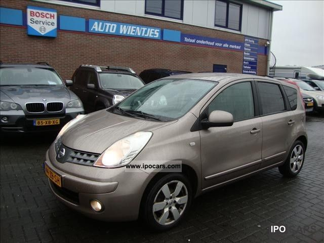 2008 Nissan Note #24