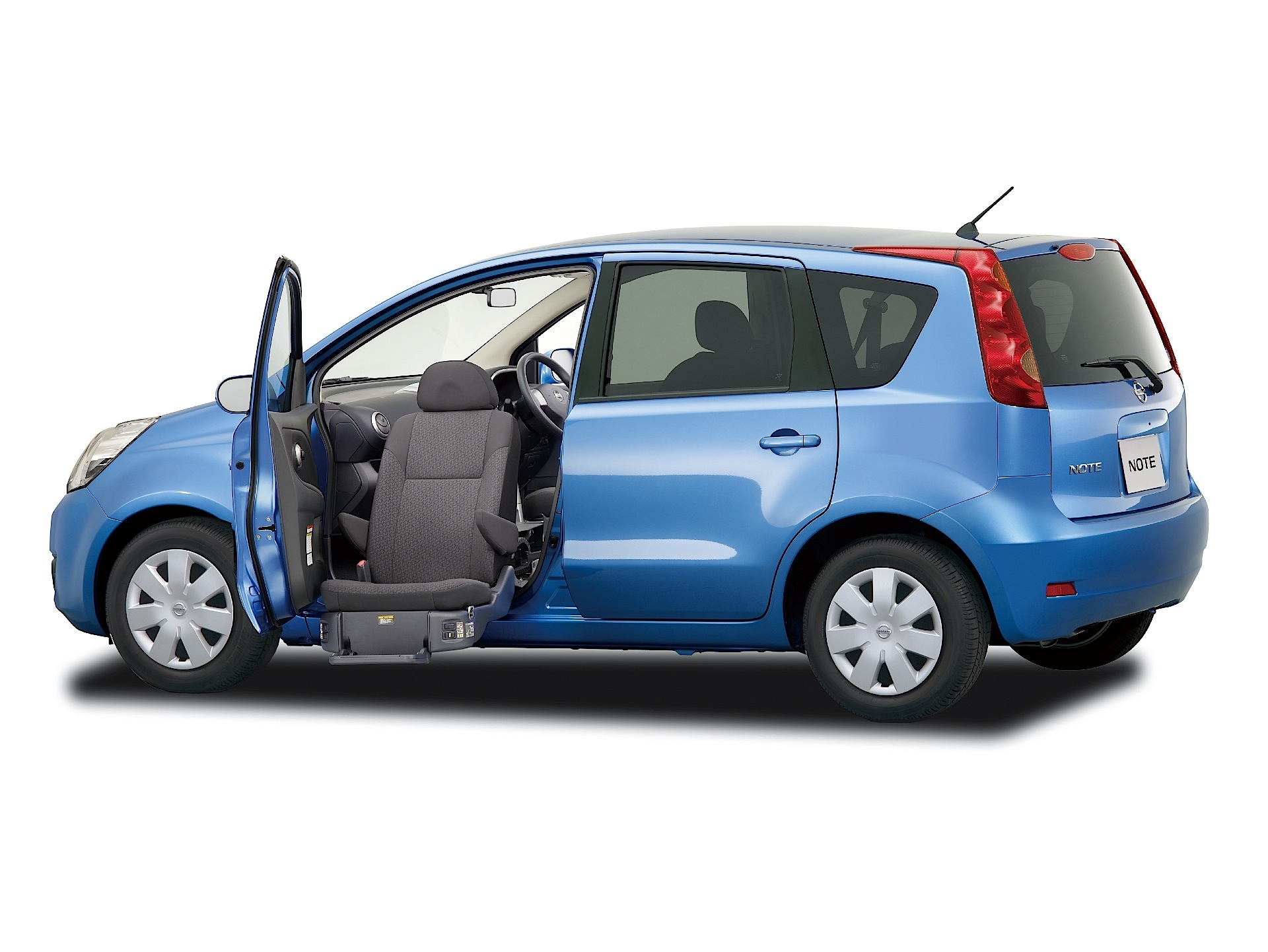 2008 Nissan Note #23