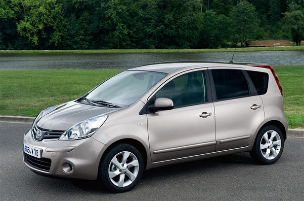 2008 Nissan Note #26