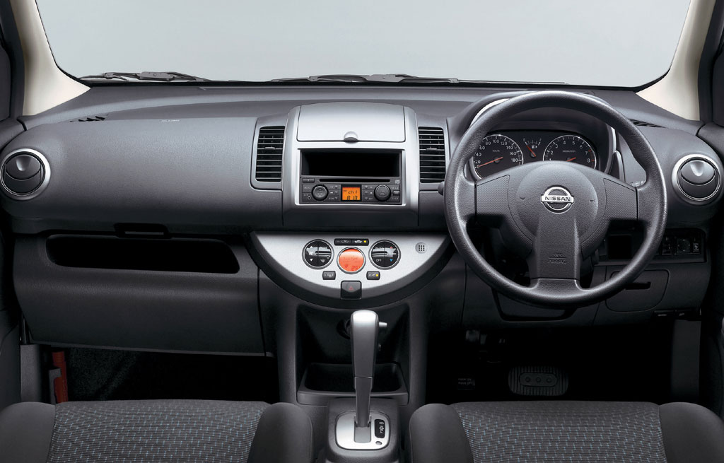 2008 Nissan Note #25