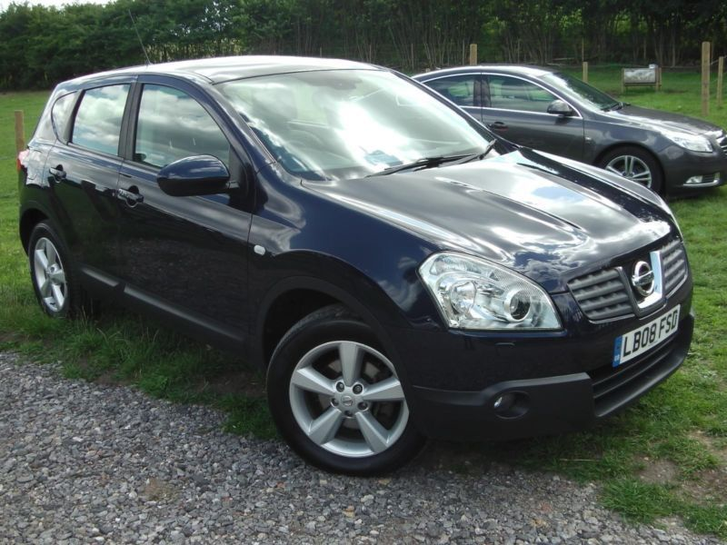 2008 Nissan Qashqai Photos Informations Articles Bestcarmag Com