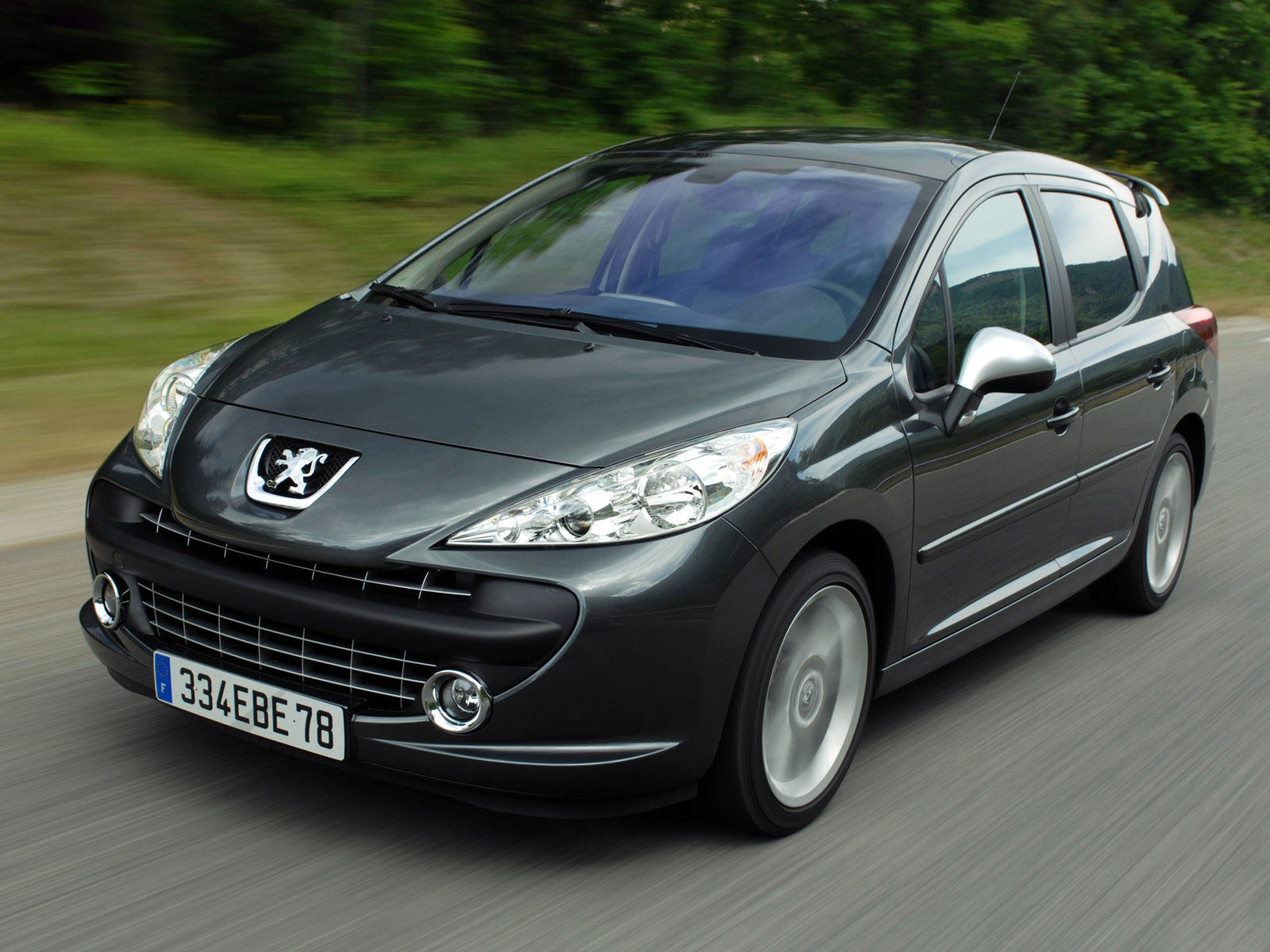 2008 peugeot 207 photos informations articles. Black Bedroom Furniture Sets. Home Design Ideas