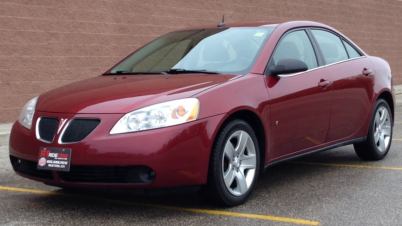 2008 pontiac g6 photos informations articles. Black Bedroom Furniture Sets. Home Design Ideas