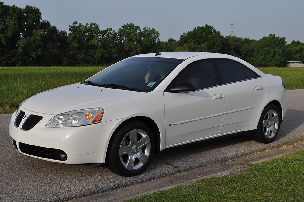 2008 Pontiac G6 Photos Informations Articles