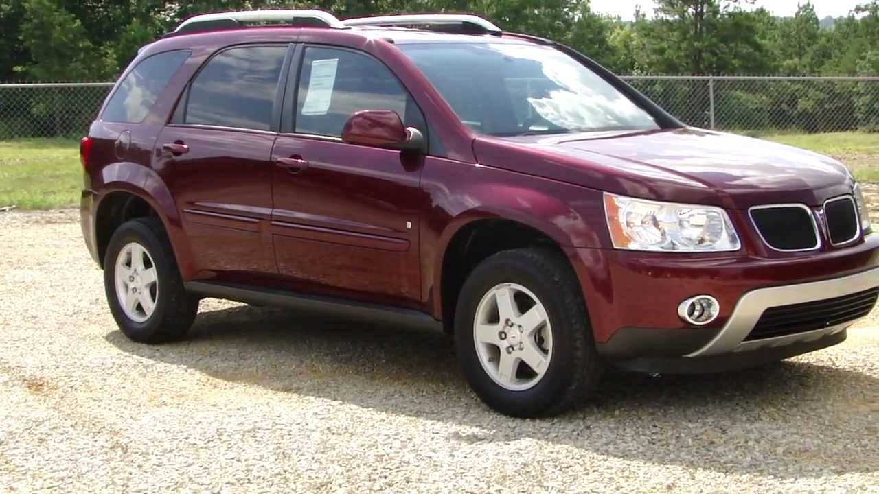 2008 Pontiac Torrent #19