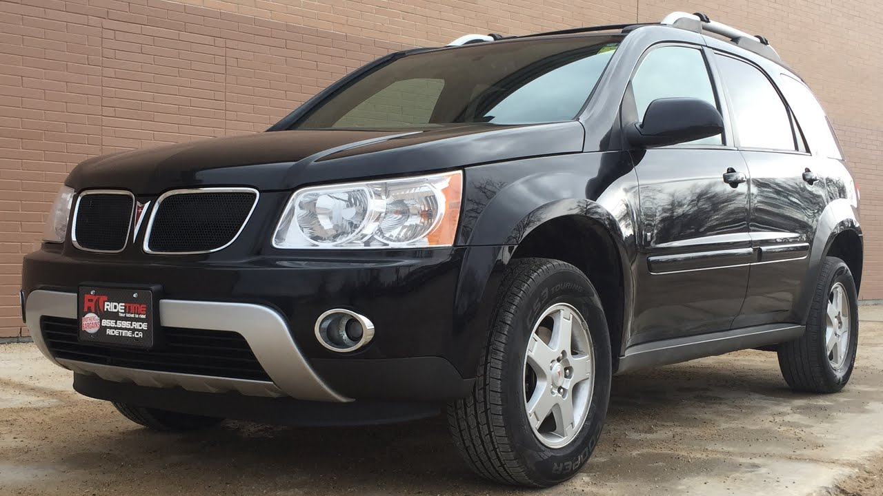 2008 Pontiac Torrent #21
