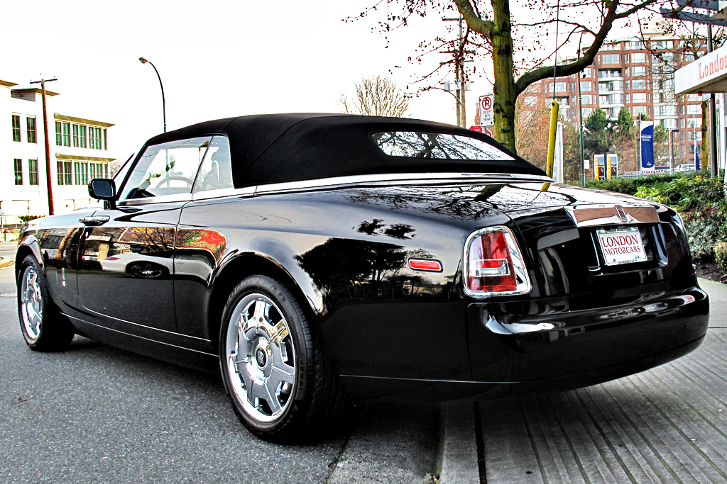 2008 Rolls royce Phantom Drophead Coupe #18