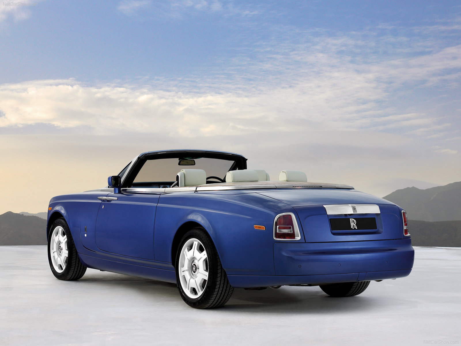 2008 Rolls royce Phantom Drophead Coupe #19