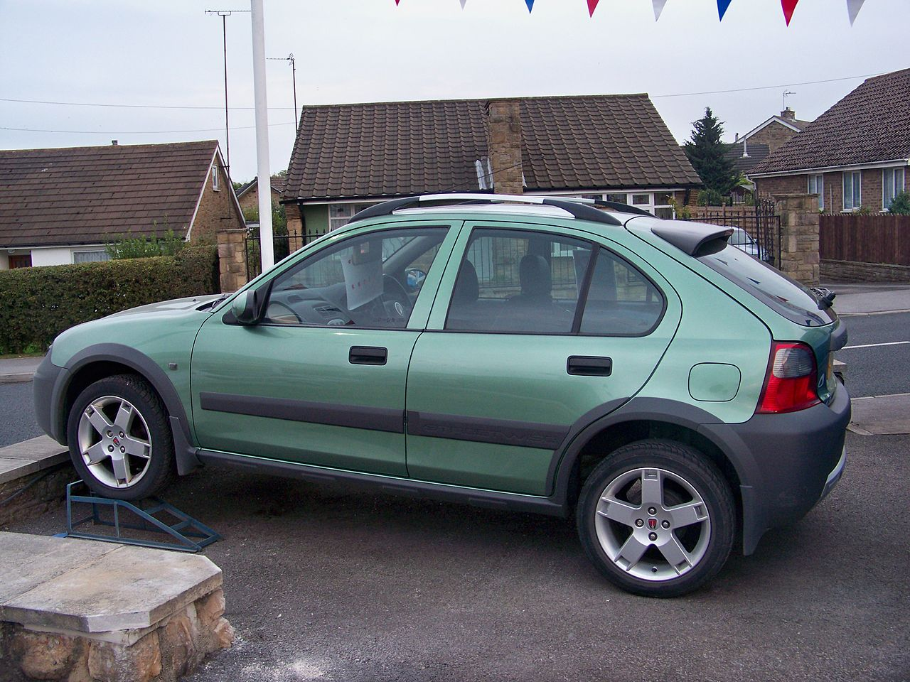 2008 Rover Streetwise #21