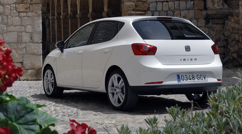 2008 seat ibiza photos informations articles. Black Bedroom Furniture Sets. Home Design Ideas