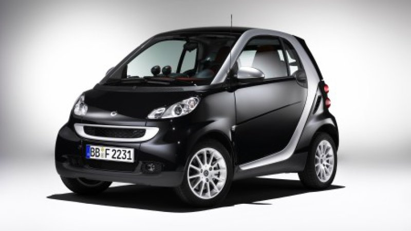2008 Smart Fortwo #17