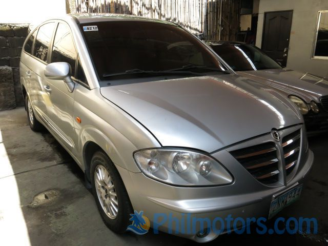 2008 Ssangyong Stavic #20