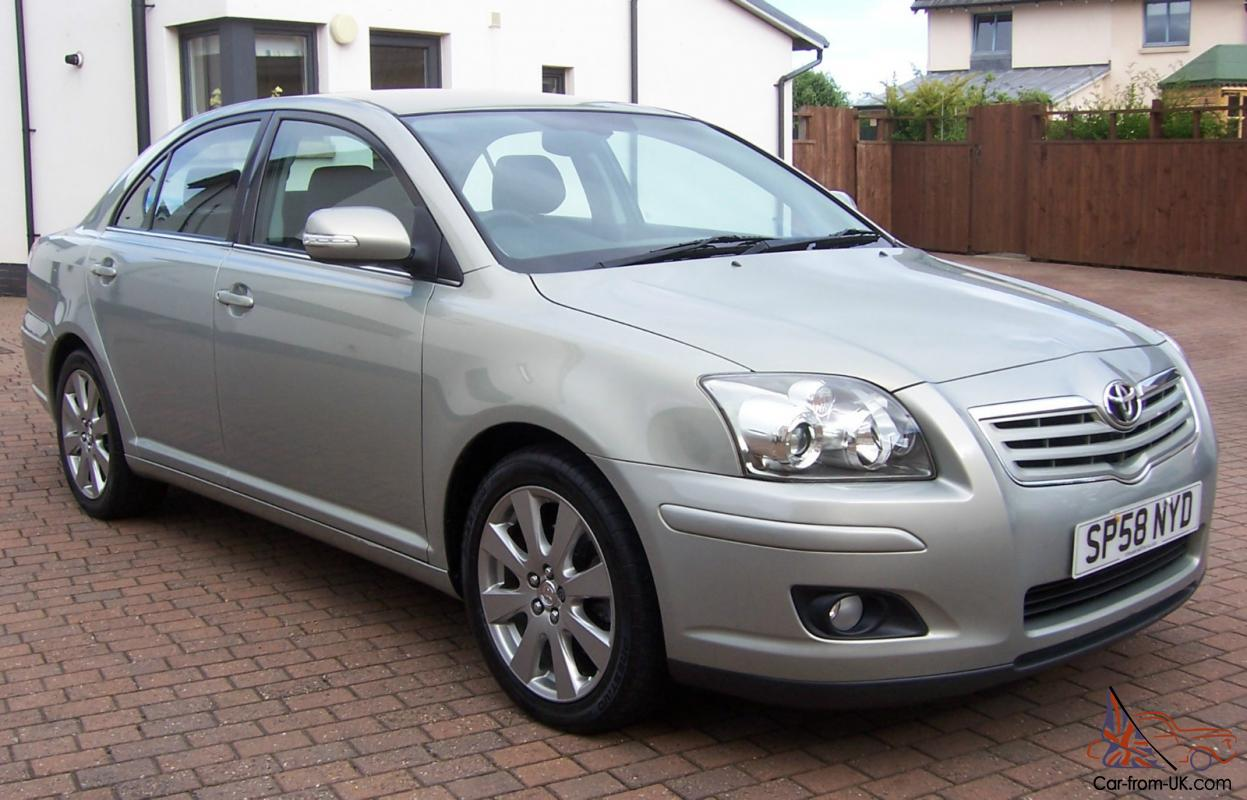 2008 toyota avensis photos informations articles. Black Bedroom Furniture Sets. Home Design Ideas