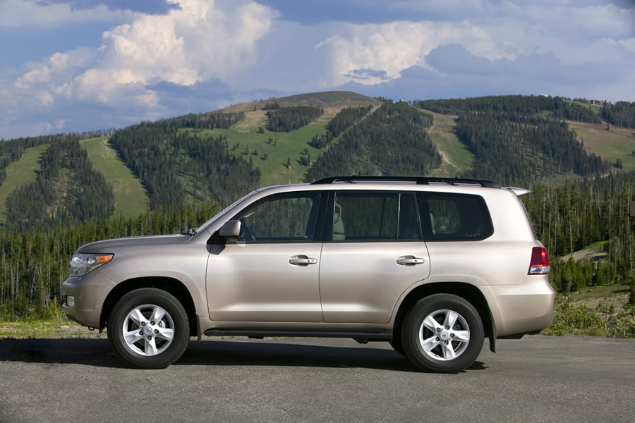 2008 Toyota Land Cruiser #22