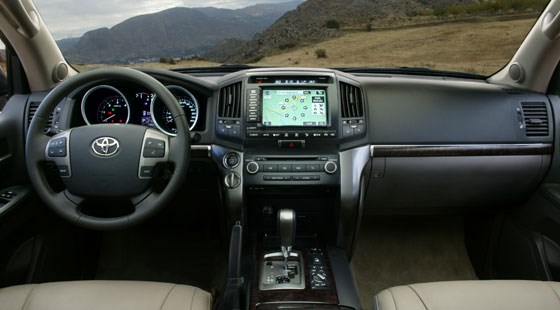 2008 Toyota Land Cruiser #16