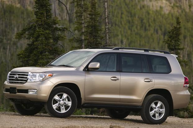 2008 Toyota Land Cruiser #17