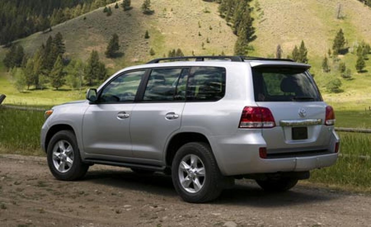 2008 Toyota Land Cruiser #19
