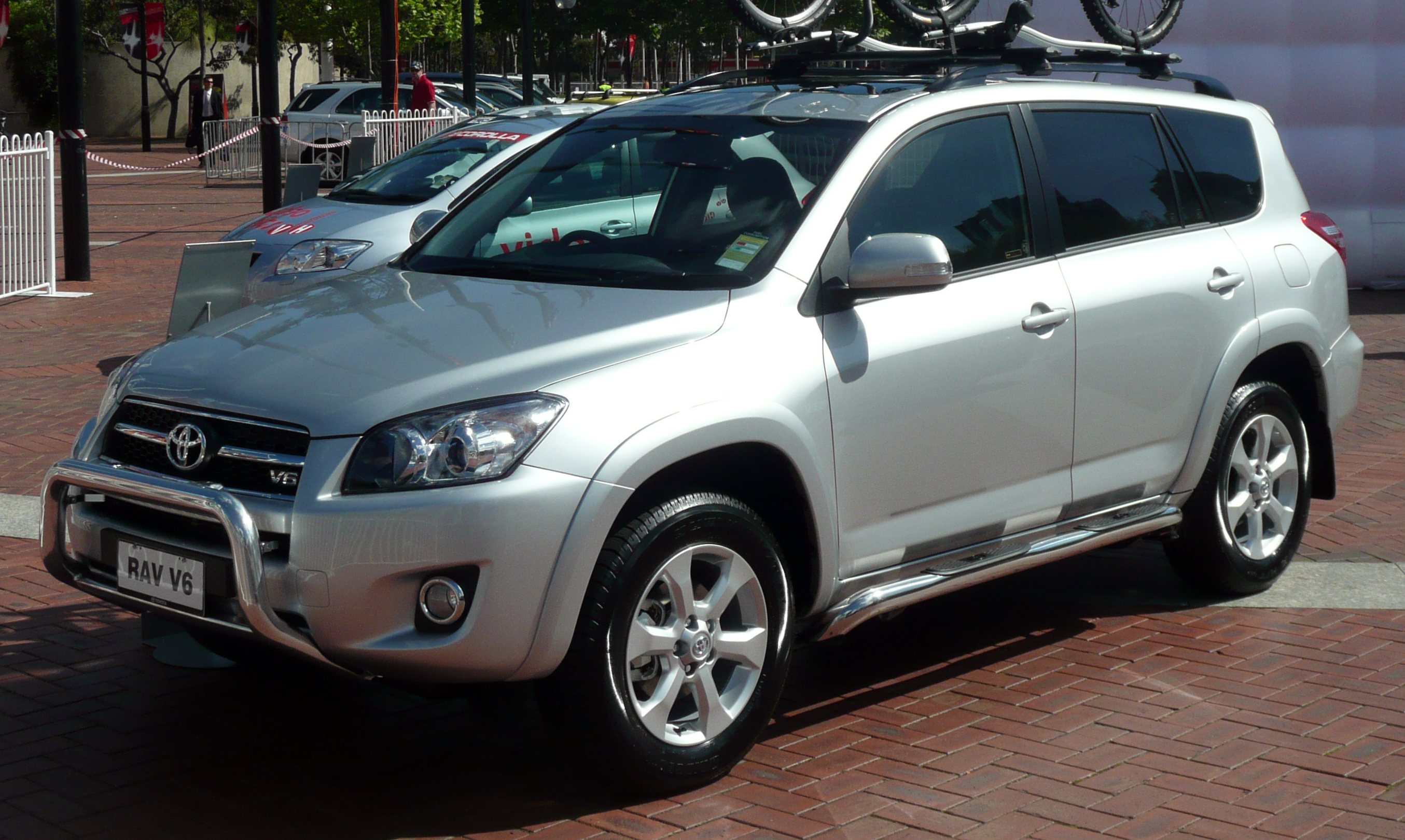 2008 Toyota Rav4 Photos Informations Articles