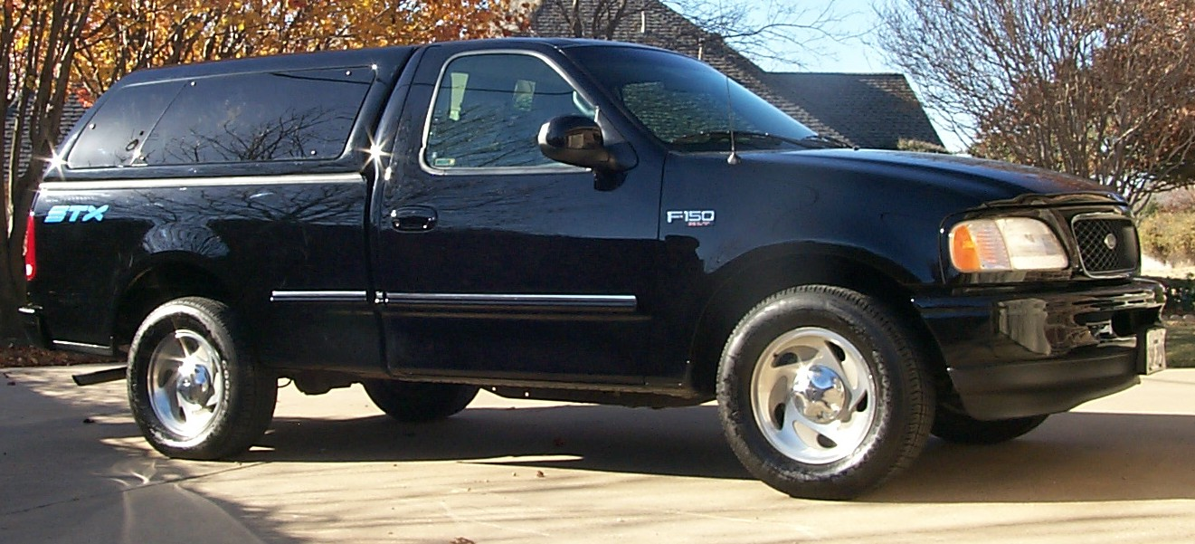 1998 Ford F-150 #13