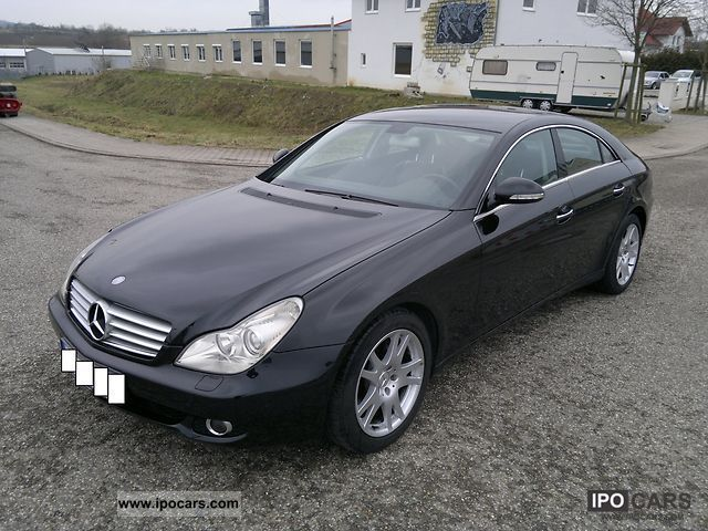 2004 Mercedes-Benz CL #4