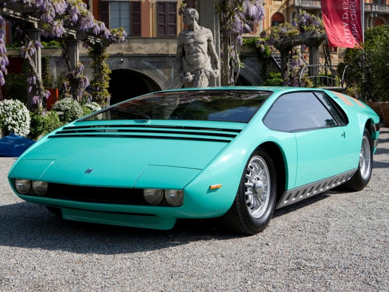 Bizzarrini Manta #16