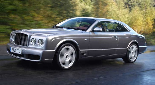 2009 Bentley Brooklands #21